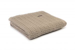 Harris Taupe Throw